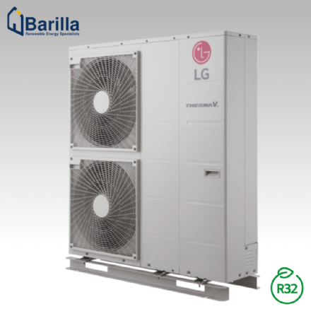 16kW Air to Water LG Therma V R32 Monobloc